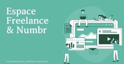 espace-freelance.fr - Partenariat Numbr et Espace Freelance